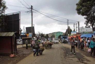 Addis Abeba primeras impresiones.