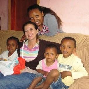 Zway Etiopía, como vive la gente.