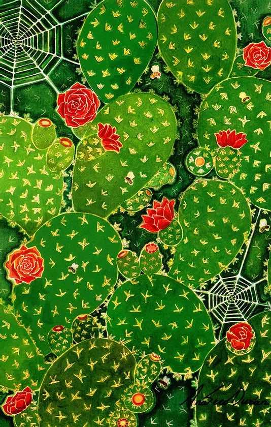 cactus reproducciones